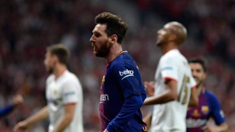 Messi alcanza a Zarra