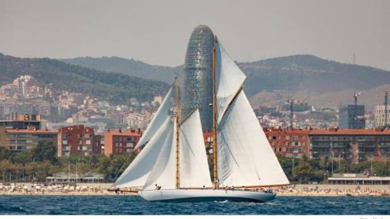Del 11 al 14 de julio, la regata Vela Clásica Barcelona