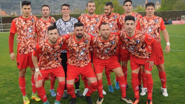 La impactante camiseta de judiones del CD La Granja ccd17e9142028