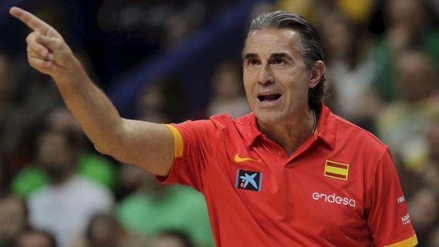 Sergio Scariolo, seleccionador español