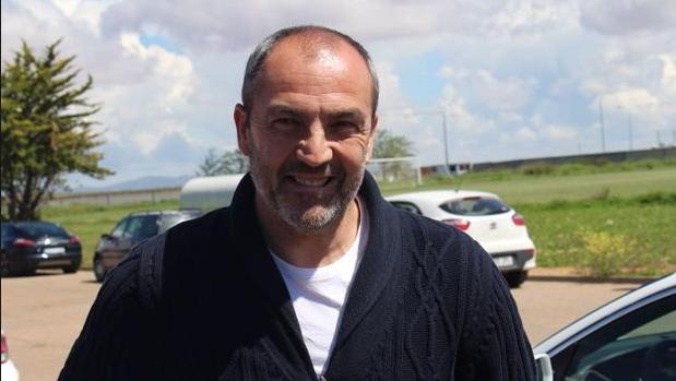 Juan Sabas, nuevo entrenador del Extremadura