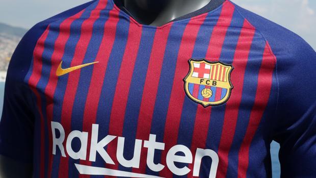 Así es el nuevo uniforme del Barcelona para el próximo curso fea5bf19890b3