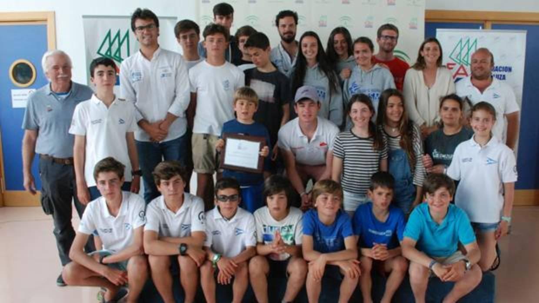 El Puerto de Santa María, campeón de Andalucía por Equipos de Club