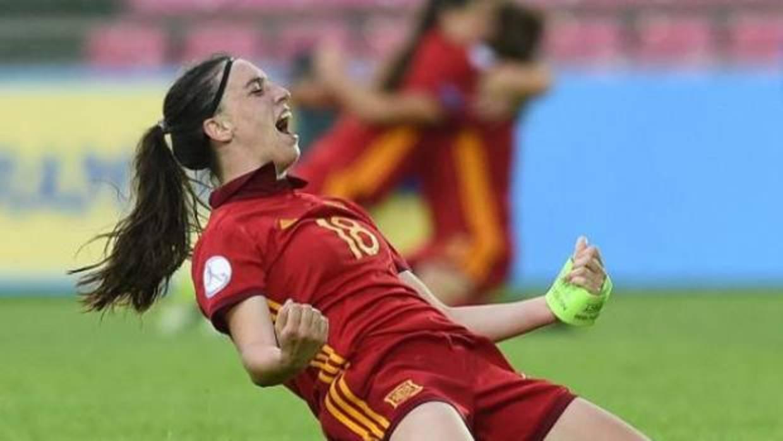 España, campeona de Europa sub 17