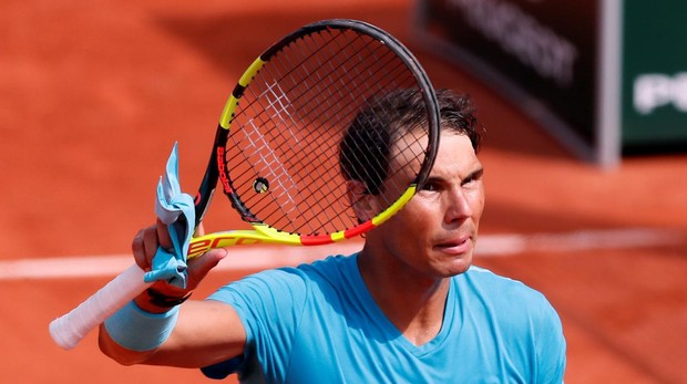 0287f190cb Roland Garros  Marterer sigue siendo un sparring para Nadal