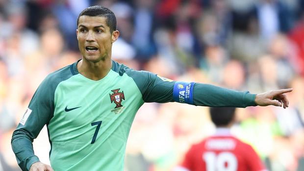 Cristiano Ronaldo, es una de las estrellas del Mundial de Rusia 2018