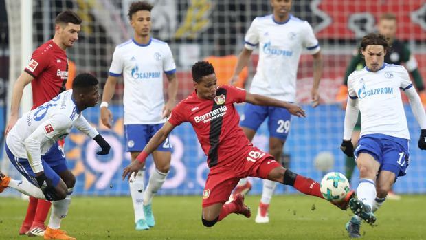 Wendell, jugador del Bayer Leverkusen, está en la agenda del Real Madrid
