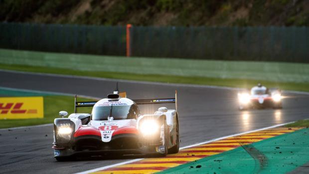 Fernando Alonso quiere ganar las 24 horas de Le Mans