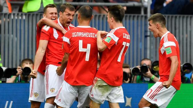 Rusia - Arabia Saudí, el primer partido del Mundial de Rusia 2018