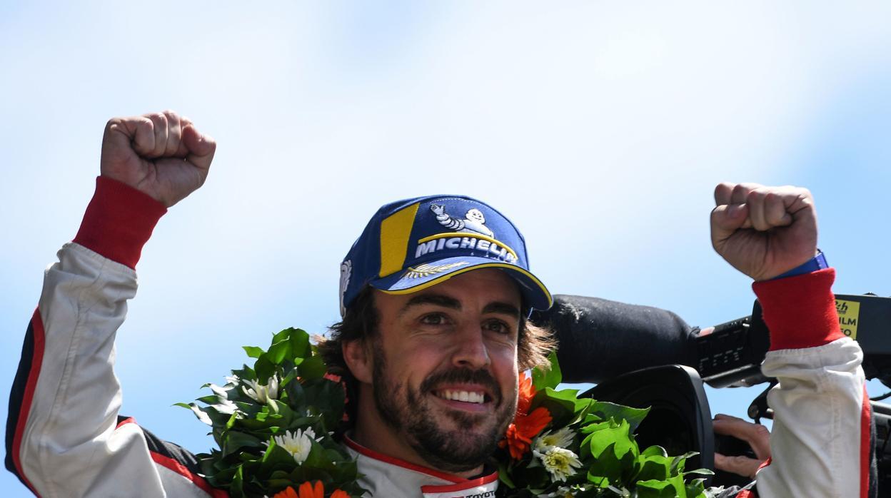 Alonso, en el club más selecto