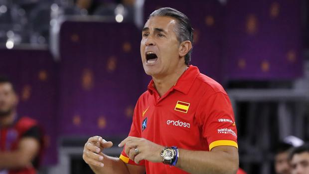 Scariolo prescinde de Sergio Rodríguez en la lista para medirse a Eslovenia