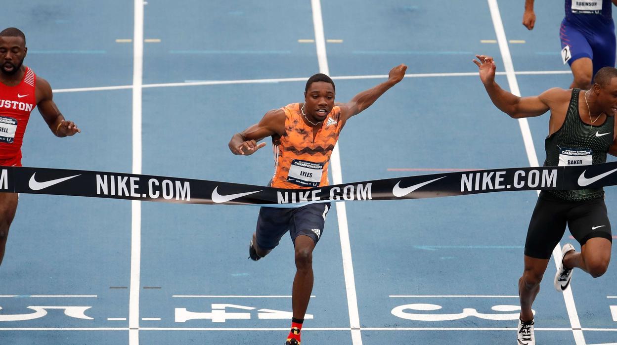 Un joven de 20 años amenaza los récords de Usain Bolt
