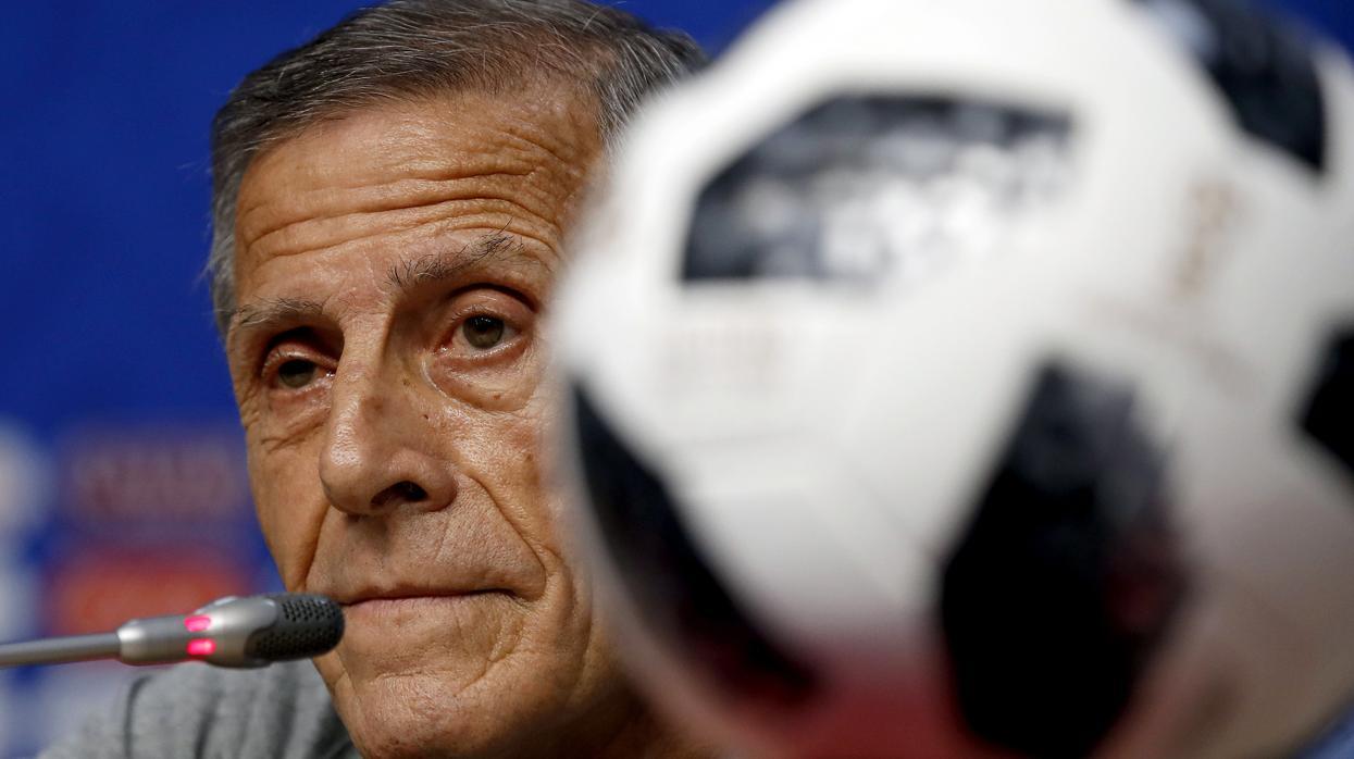 Tabárez, el maestro que cambió a Uruguay
