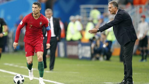 4a36b76fe8458 Carlos Queiroz ha cambiado desde que los aficionados españoles le  conocieron gracias a su paso por el banquillo del Real Madrid. Aquel tipo  elegante que no ...