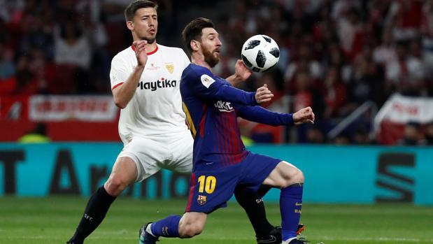 Camiseta FC Barcelona Clement Lenglet