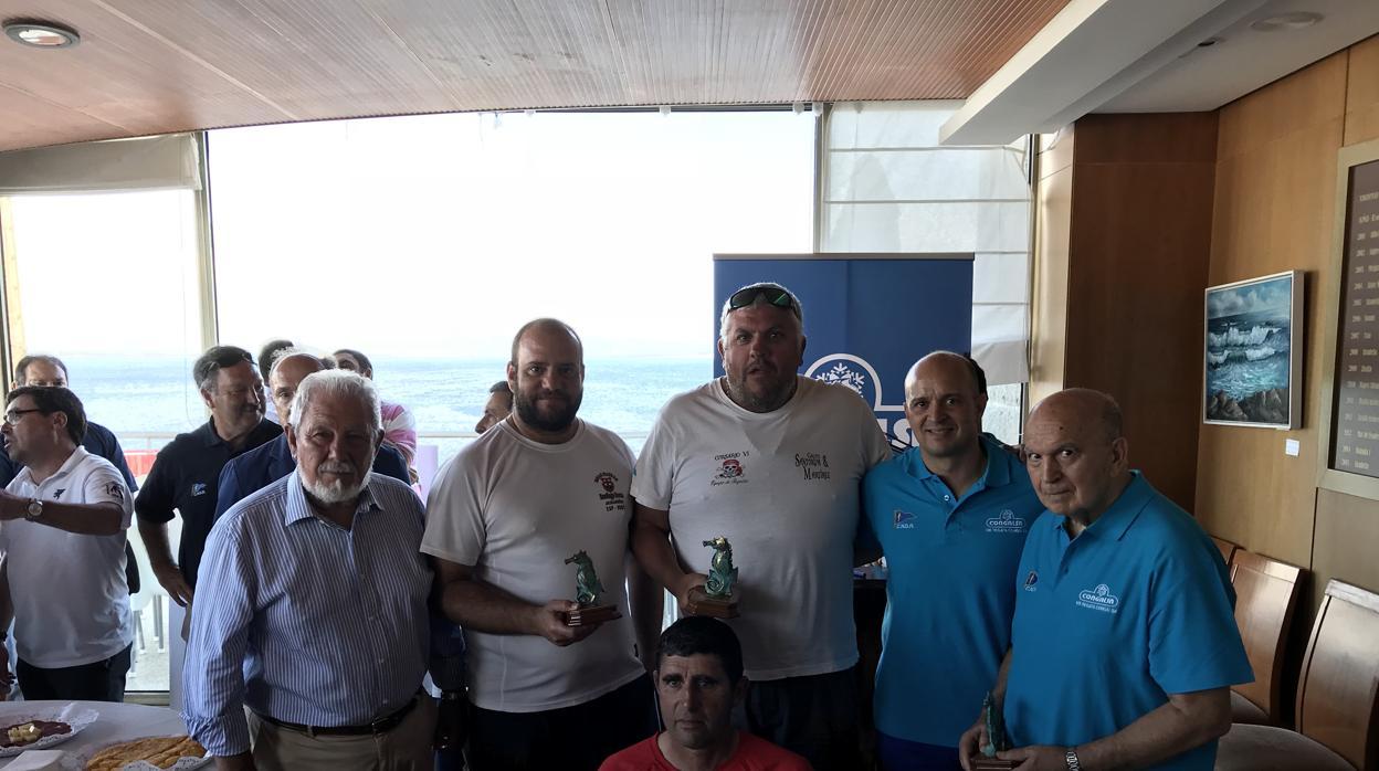 19 embarcaciones participan en la VIII Vuelta a Sálvora