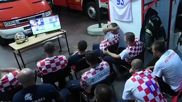 Cuerpo de bomberos de Croacia
