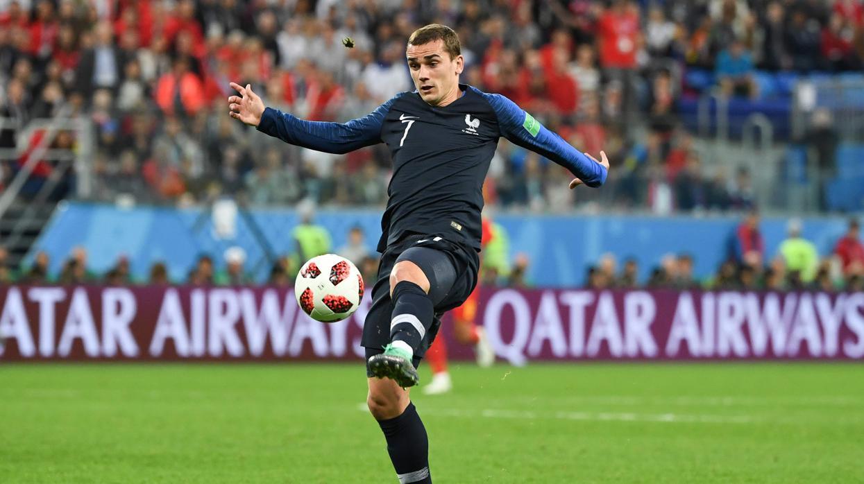 Francia - Croacia en directo