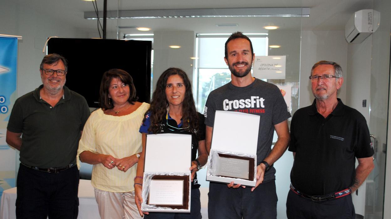 «Sebrala», «Abal», «Calamote» y «Menudeta» vencedores finales en la Cruceiros de Portonovo