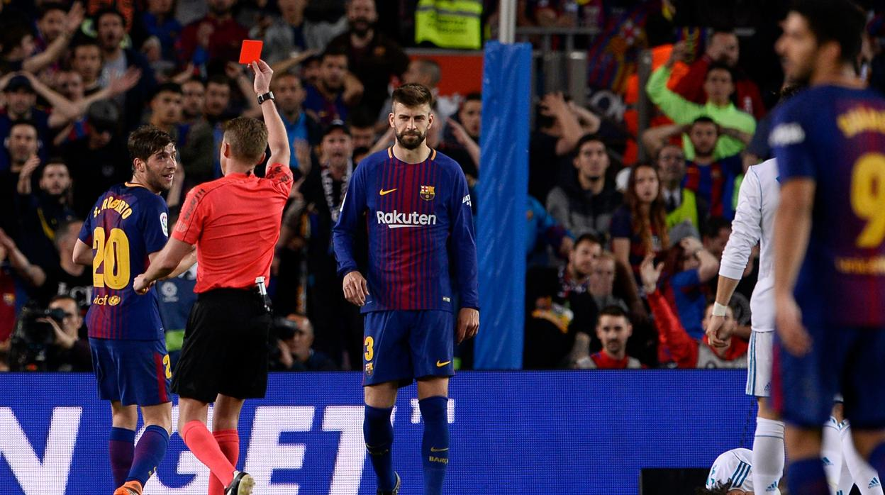 Sergi Roberto se pierde la Supercopa de España