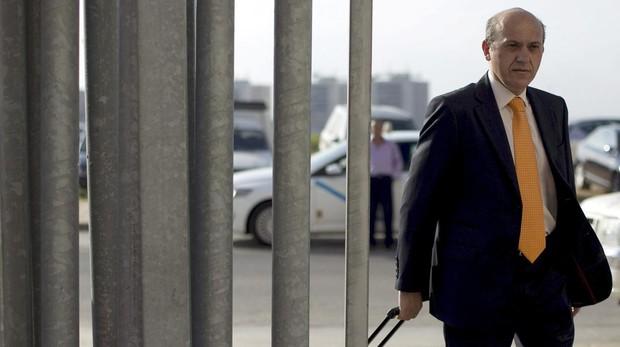 El expresidente del Sevilla José María Del Nido