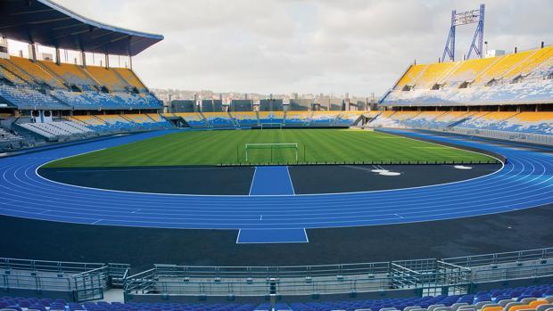 El estadio de Tánger es una obra moderna preparada para el sueño marroquí de organizar un Mundial