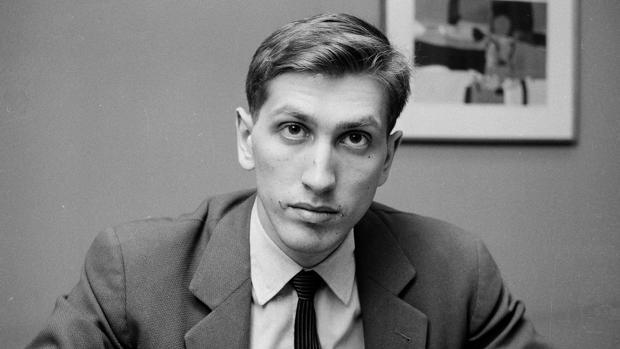 Bobby Fisher, en 1962, cuando ya era la principal amenaza de los soviéticos