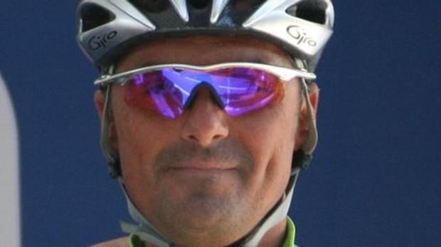 Andreas Kappes, durante el Tour de Francia