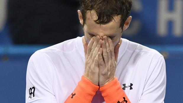 Andy Murray, tras su victoria