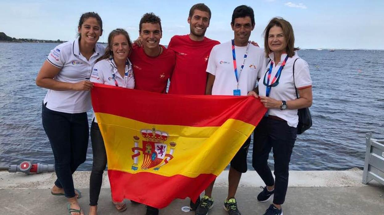 Dos medallas no tapan la desidia de la Federación Española