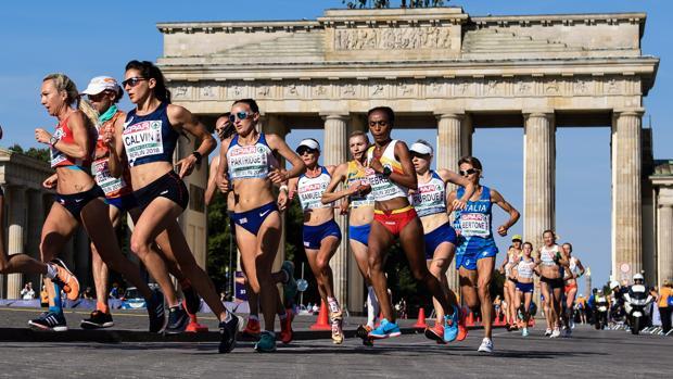 El maratón premia al grupo español