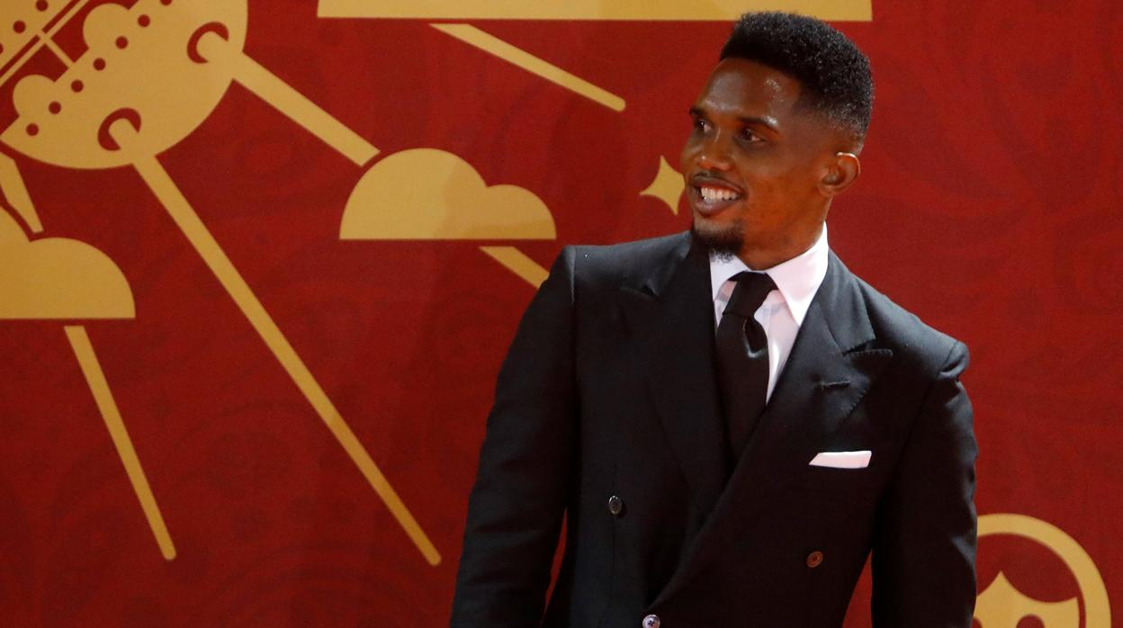 Etoo ficha por el Qatar Sports Club