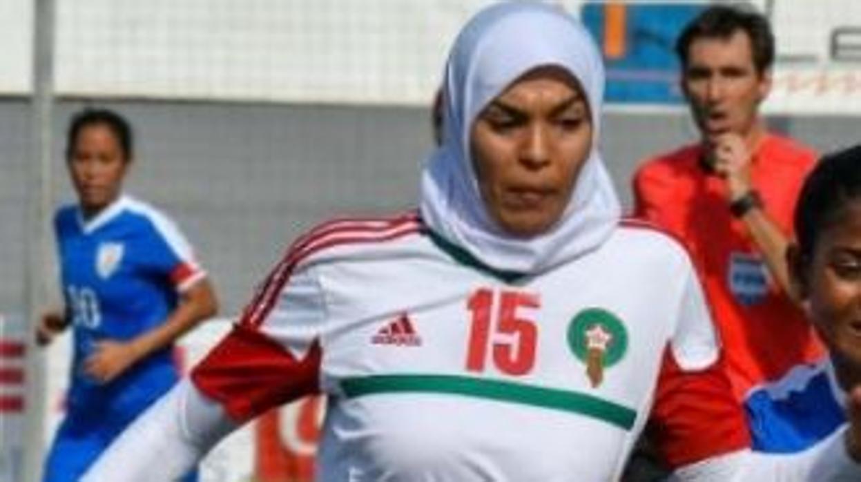Escapa una futbolista marroquí tras participar en un torneo en España
