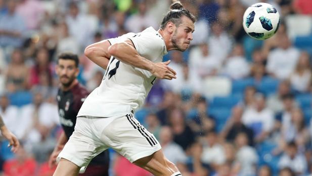 Bale, un juvenil contra Cristiano