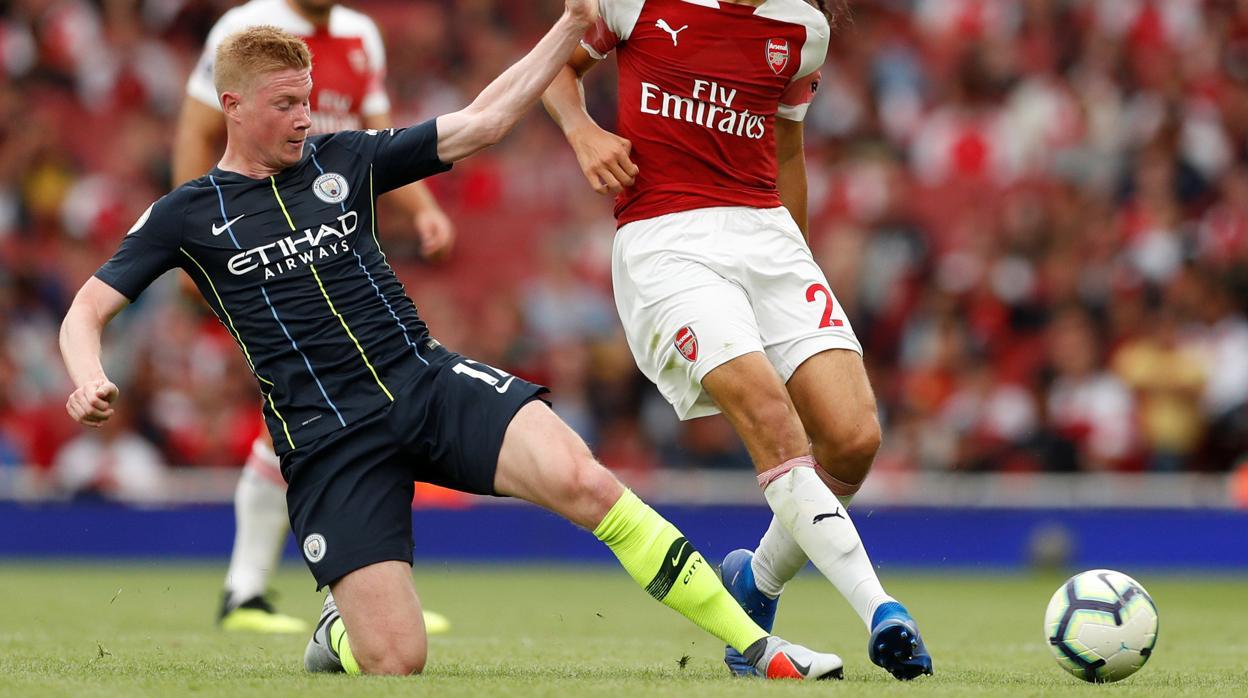 Saltan las alarmas en el Manchester City por De Bruyne