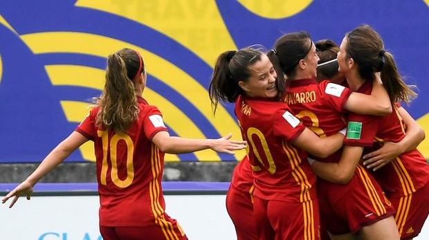 España, en las semifinales del Mundial