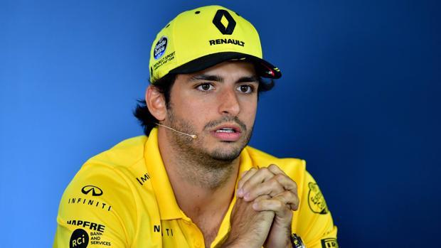 Fernando Alonso le desea suerte a Sainz por su fichaje por McLaren