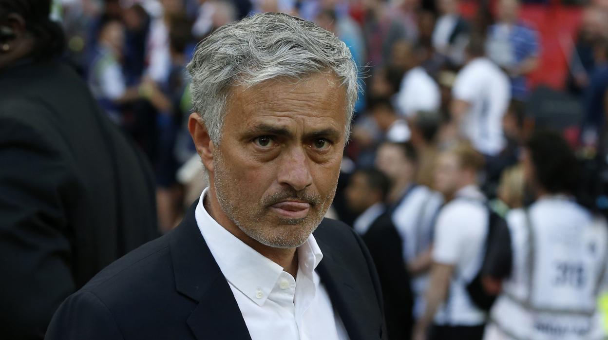 Jose Mourinho arremete duramente contra el Manchester City