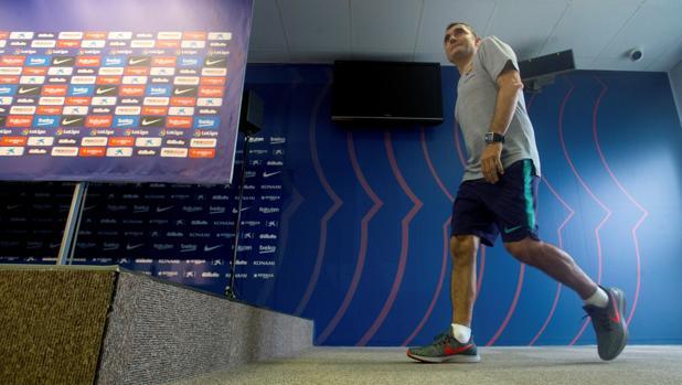 Hemeroteca: Valverde avisa al club: «Cuento con Rakitic, es fundamental» | Autor del artículo: Finanzas.com