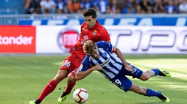 Dos goles en dos minutos dejan sin premio al Espanyol d31142954c901