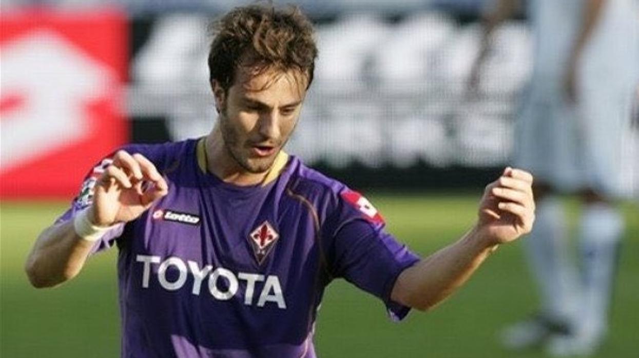 El adiós de Gilardino, el violinista del fútbol italiano