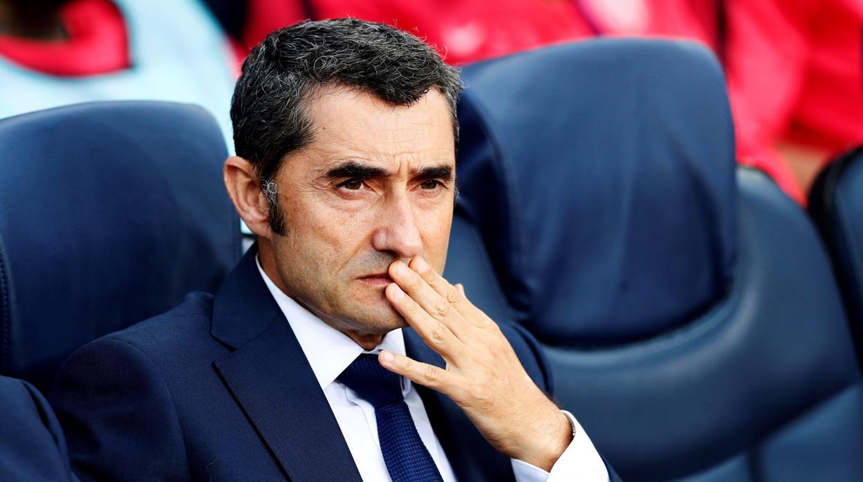 Valverde planea rotaciones para recibir al Gerona