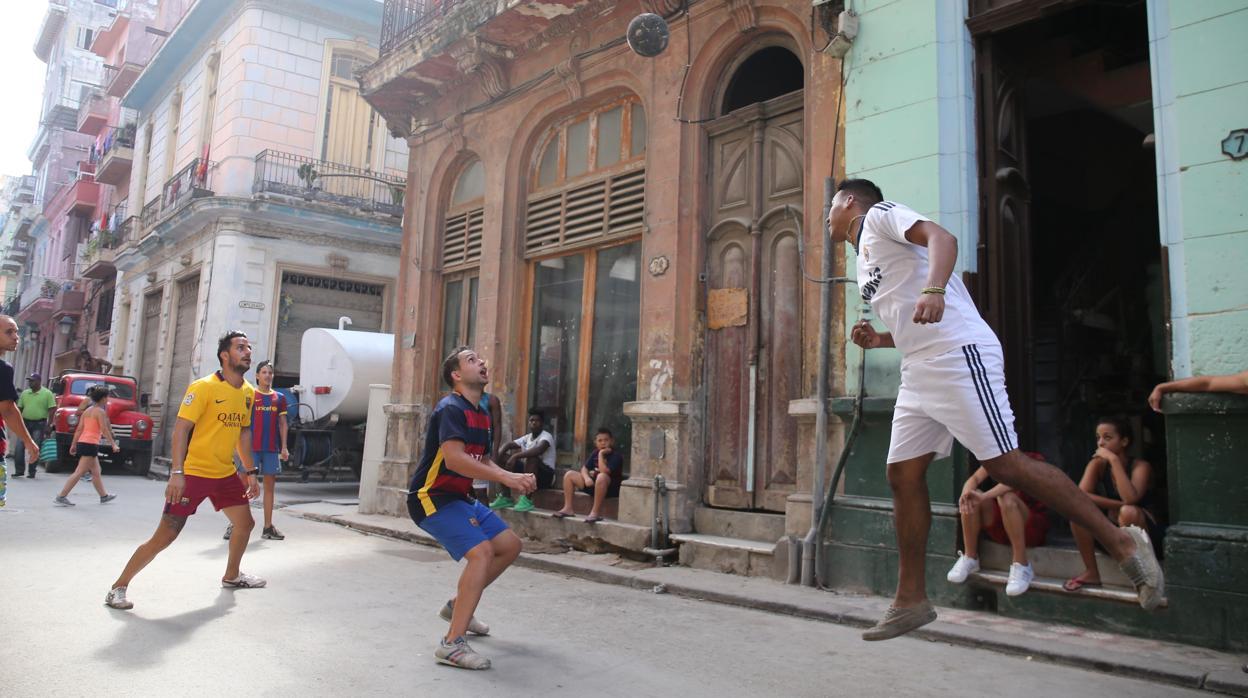 La Liga gana peso en Cuba
