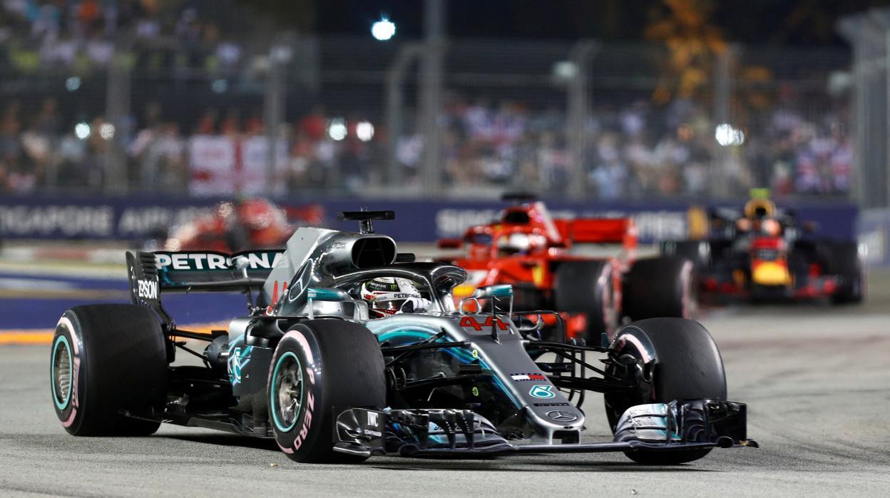 Horario y dónde ver el Gran Premio de Rusia