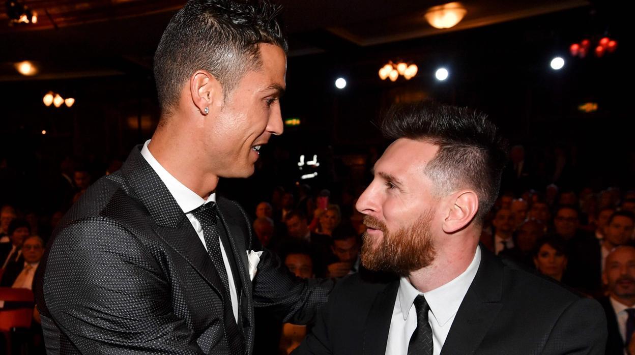 Palos a Cristiano y Messi por su ausencia en los premios The Best