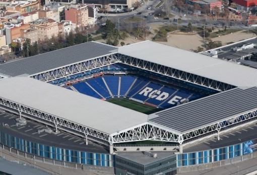Imagen del RCDE Stadium