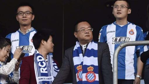 Chen yasheng, el dueño del Español