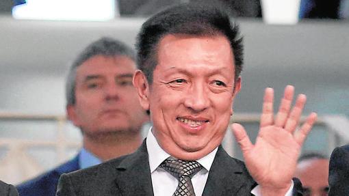 Peter Lim como propietario del Valencia