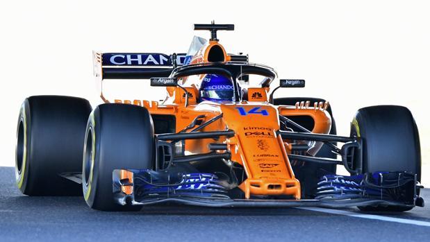 La triste despedida de Fernando Alonso