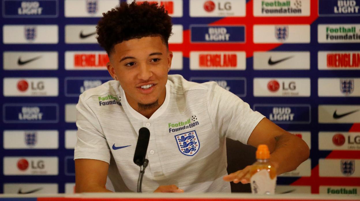 ¿Quién es Sancho, el jugador del que habla todo el mundo en Inglaterra?